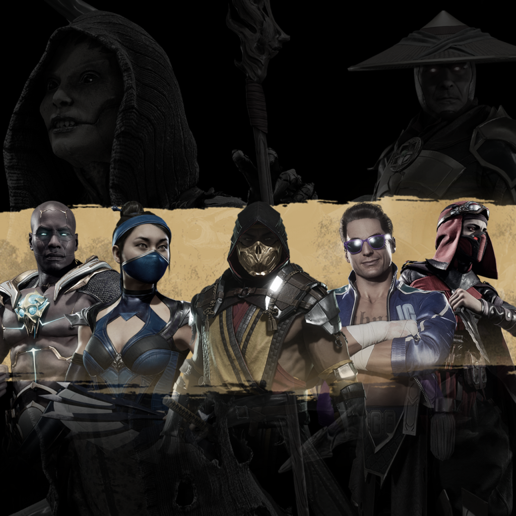 Mortal Kombat 11 x Warner Bros