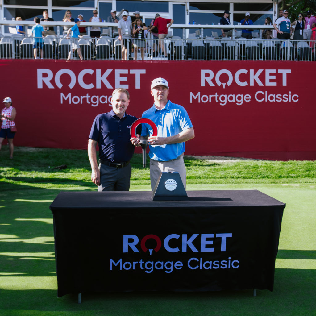 The Rocket Mortgage Classic